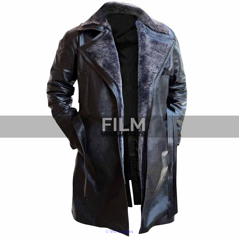 Blade Runner 2049 Movie Ryan Gosling Fur Leather Coat Houston, TX, US Classifieds